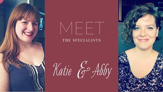 Katie & Abby from The Voice Bureau