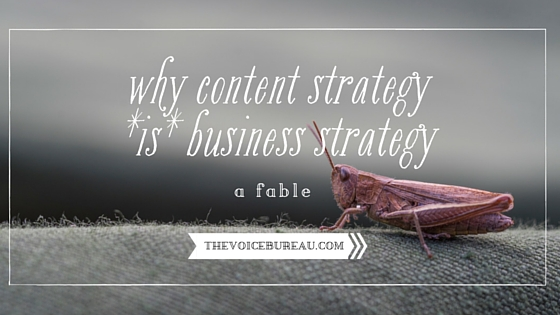 content strategy is business strategy
