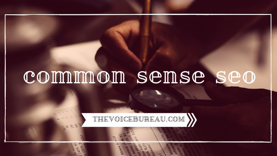 Common Sense SEO - Blog