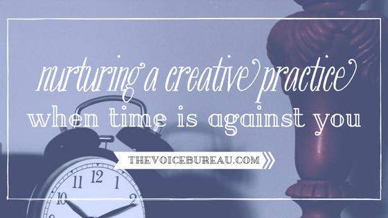Nurturing Creative Practice - Blog